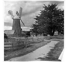 Callington Mill, Oatlands, Tasmania Poster