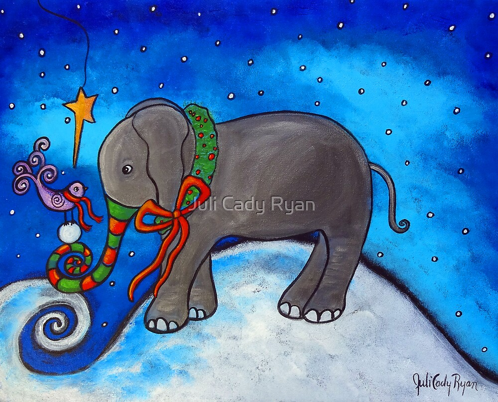 Sharing Christmas by Juli Cady Ryan