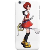 Kairi the Keyblade Weilder iPhone Case/Skin
