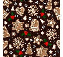 Gingerbreads Photographic Print