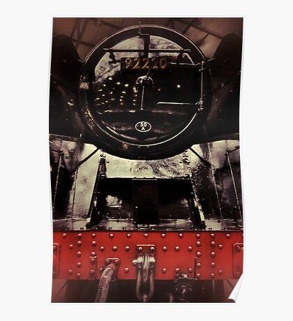 Tank Engine Poster