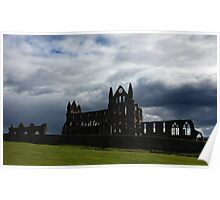 Whitby Abbey 1 Poster