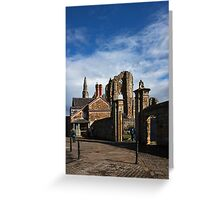 Whitby Abbey 2 Greeting Card