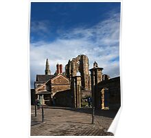 Whitby Abbey 2 Poster