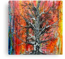 Wildfire  Tree of life No5   Canvas Print