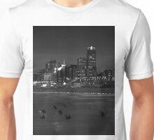Twlight Surfing Session Unisex T-Shirt