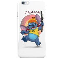 Ohana: Firefly/Stitch Mashup iPhone Case/Skin