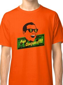 Fun Coupons! The Wolf of Wall Street Classic T-Shirt