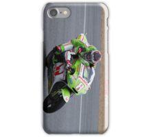 Hector Barbera in Jerez 2012 iPhone Case/Skin