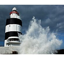 Hook Head Lighthouse Photographic Print