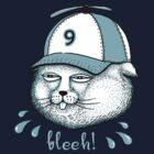 I got 9 lives, Bleeh! by pigboom