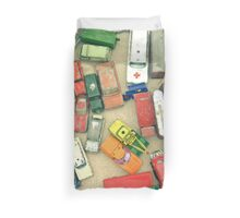 Traffic Jam Duvet Cover