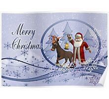 An Enchanted Christmas Poster