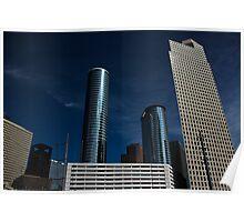 Houston, TX Poster