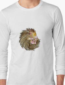 Sophie the Sleepy Hedgehog Long Sleeve T-Shirt