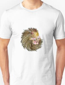 Sophie the Sleepy Hedgehog Unisex T-Shirt