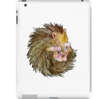 Sophie the Sleepy Hedgehog iPad Case/Skin