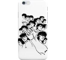 Hajime  No Ippo - Group iPhone Case/Skin