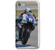 Ben Spies in Jerez 2012 iPhone Case/Skin