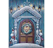 Moomin Christmas Photographic Print