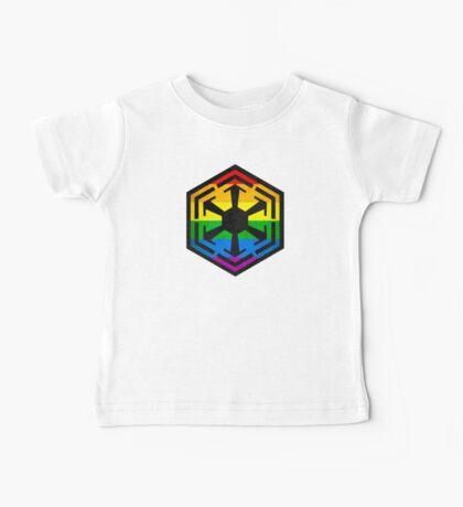 Rainbow Sith Baby Tee