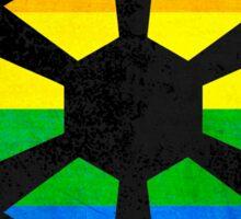 Rainbow Sith Sticker