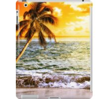 BREEZY PALM iPad Case/Skin