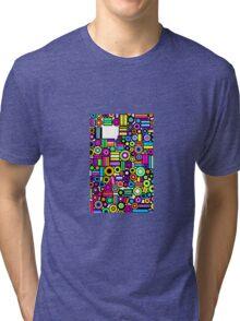 Licorice Allsorts I [iPad / iPhone / iPod case] Tri-blend T-Shirt