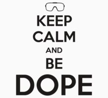 will.i.am - DOPE (black text) by Tom Clancy