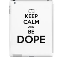 will.i.am - DOPE (black text) iPad Case/Skin
