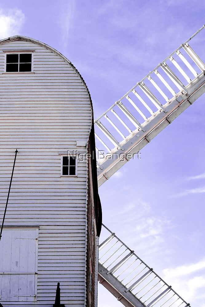 Windmill by Nigel Bangert