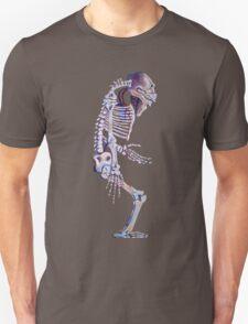 Skeleton centered T-Shirt