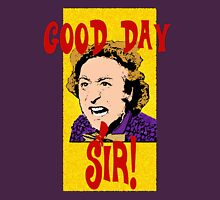 Good Day, Sir! Willy Wonka T-Shirt