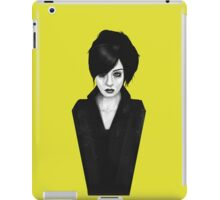 widow iPad Case/Skin