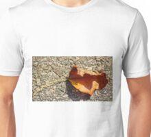 Fall Leaf Shadow Unisex T-Shirt