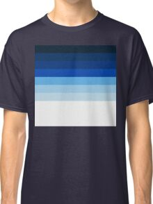 Blue Lines Classic T-Shirt