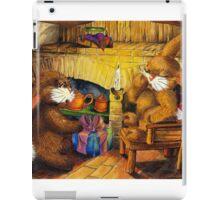 HOLIDAY SEASON IN THE RABBIT HOLE iPad Case/Skin