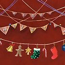 'Merry Christmas' by Valena Lova