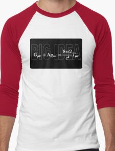 BIG IDEA 2 Men's Baseball ¾ T-Shirt