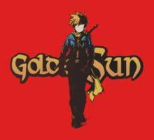 Matthew - Golden Sun Baby Tee