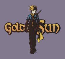 Matthew - Golden Sun Kids Tee