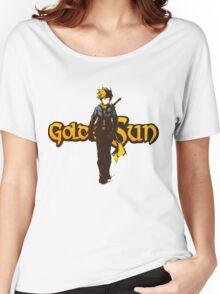 Matthew - Golden Sun Women's Relaxed Fit T-Shirt