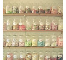 Sweet Shop Photographic Print