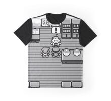 POKEMON - PROFESOR OAK'S LAB Graphic T-Shirt
