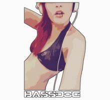Bassdog by Crimsonpaintbox