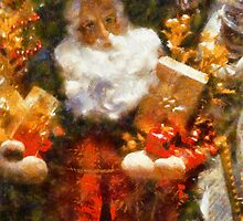 Here Comes Santa Claus! by Bunny Clarke