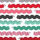 Warping cats by japu