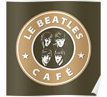 Le Cafe Poster