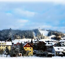 Bavarian Beauty!! by Francis  McCafferty