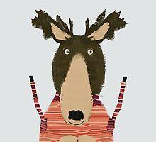 i moose you  by bri-b